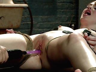 Aiden Starr & Dolly Leigh In Brand Fresh Model Has A Filthy Secret - Electrosluts