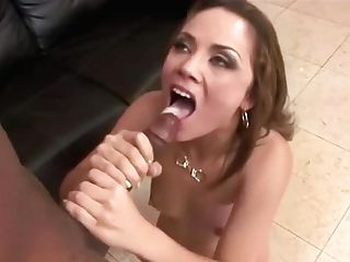 Extreme Buttfuck Big Black Cock For Dark-haired Cougar