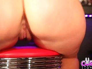 Grease Bitch Loves To Fuck Herself