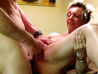 Fucking My Nice Mummy On Kitchentable