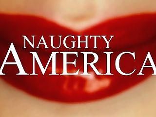 Big Tits Blonde Mummy Nina Elle Takes Over - Horny America