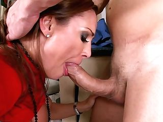 Hussy Hoe Sky Taylor Gives Deepthroat Fellatio And Gets Fucked Hard Rear End Style
