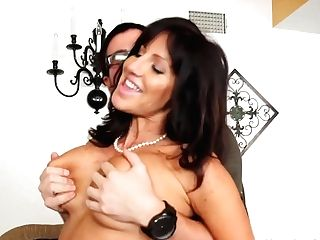 Tara Holiday & Dane Cross In My Friends Hot Mom