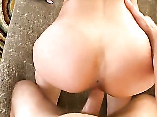 Thrilled Brown-haired Mommy Kendra Eagerness Gets Her Soaking Twat Smashed