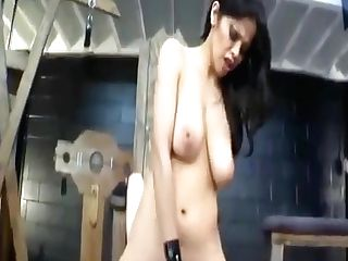 Evie Delatosso Black Room Throttle