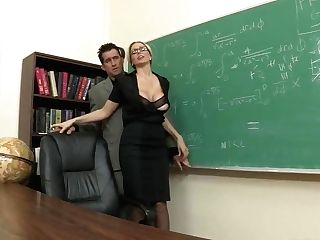 Nubile Remarkable Sexy Student Fucked By Her Fabulous Educator