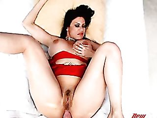 Lusty Chick Sheila Marie Takes Hard Pole In Her Spread Arse Fuck Hole