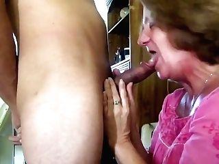 Friends Mom Deepthroats Dick
