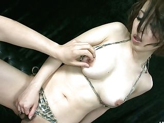 Well Stacked Pallid Bodied Mummy From Japan Saki Ootsuka Gets Frigged