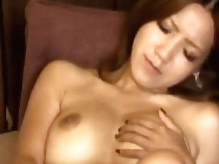 Chesty Asian Frigs Pussy2