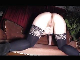Knocked Up Slutwife Rewarded With A Internal Cumshot