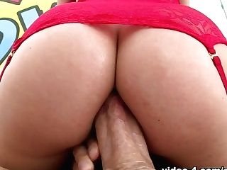 Exotic Superstars Mike Adriano, Cherie Deville In Horny Big Donk, Blonde Adult Scene