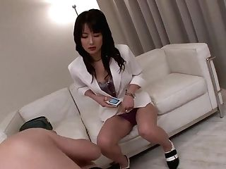 Curvy Donk Nurse Ayumi Iwasa Sensuous Pornography With Patient