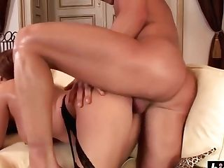 Sweet Cutie Sates A Delicious Stiffy